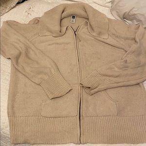 Gap women's sweater XXL light tan